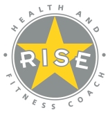 RISE logo NEW 2017 PMS Silver + 116 yellow